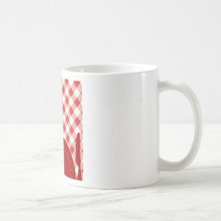 Cutlery & Dish Coffee Mug