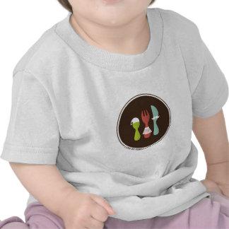 Cutlery - I Love M y Family Shirt