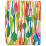 Cutlery Pattern Illustration iPad Smart Cover