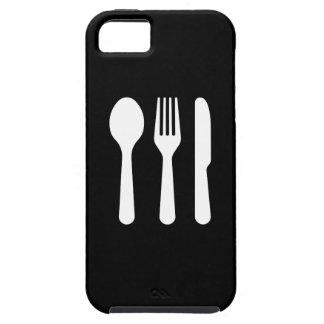 Cutlery Pictogram iPhone 5 Case