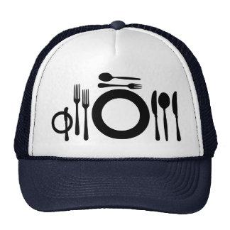Cutlery Trucker Hat