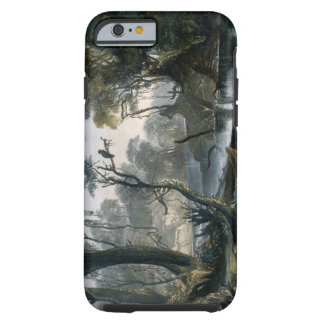 Cutoff River, Branch of the Wabash, plate 8 from V Tough iPhone 6 Case