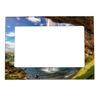 Cutom magnetic picture frame from zazzle