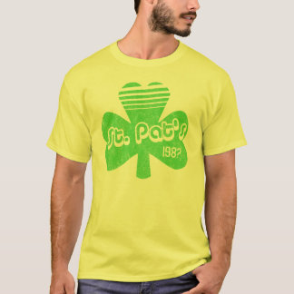 Cutomize Your Own Retro St. Pat's T-Shirt