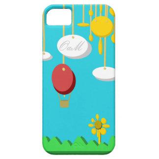 Cutout Spring iPhone SE/5/5s Case