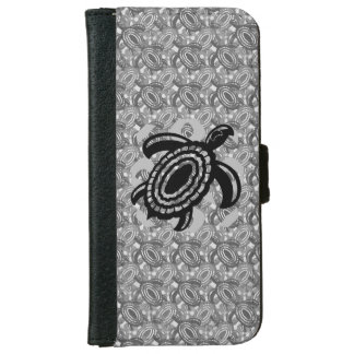 Cutout Turtle iPhone 6/6s Wallet Case
