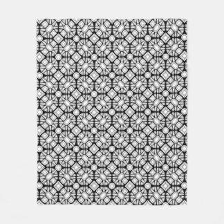 Cuts of a Diamond Fleece Blanket