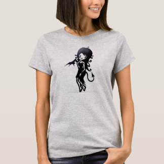 Cutsie Devil Girl T-Shirt