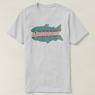 Cutted fish T-Shirt