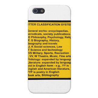 Cutter Expansive Classification Cover For iPhone SE/5/5s