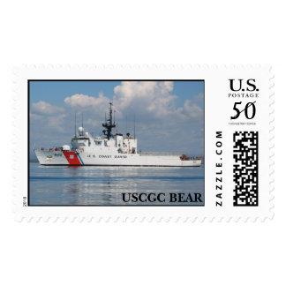 Cutter in GTMO, USCGC BEAR Postage