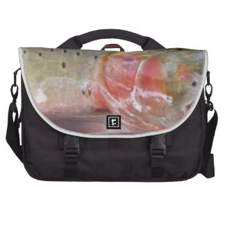 Cutthroat Trout by PatternWear© Laptop Bag