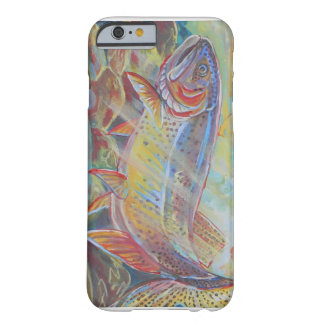 Cutthroat Trout Case Barely There iPhone 6 Case