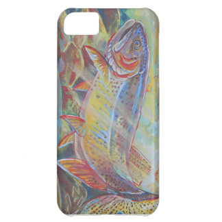 Cutthroat Trout Case iPhone 5C Covers
