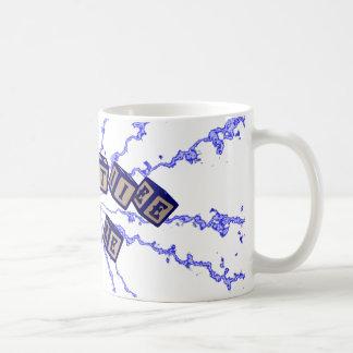 Cuttie Pie toy blocks in blue Coffee Mug