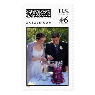 cutting cake_2544 stamp