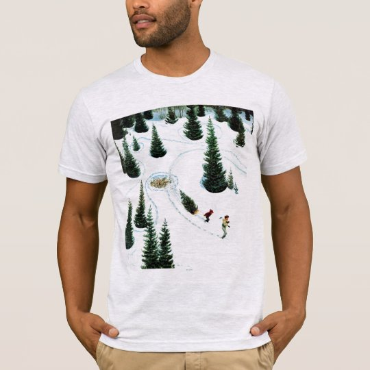 Cutting Down the Tree T-Shirt