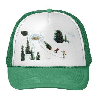 Cutting Down the Tree Trucker Hat