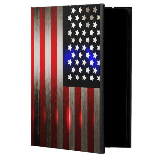 Cutting Edge Laser Cut American Flag 2 Powis iPad Air 2 Case
