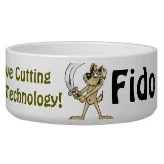 Cutting Edge Technology Customized Dog Bowls