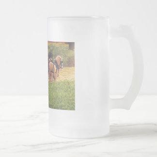 Cutting Hay Mug