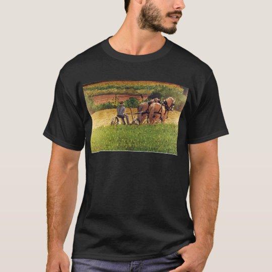 Cutting Hay T-Shirt