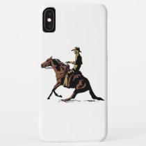 Cutting Horse iPhone XS Max Case