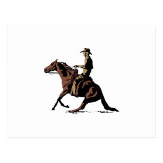 CUTTING HORSE POSTCARDS