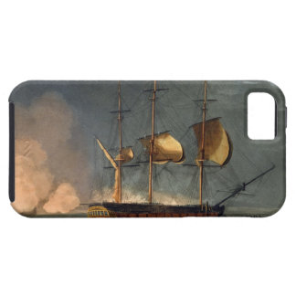 Cutting out of the Hermione from the Harbour of Po iPhone SE/5/5s Case