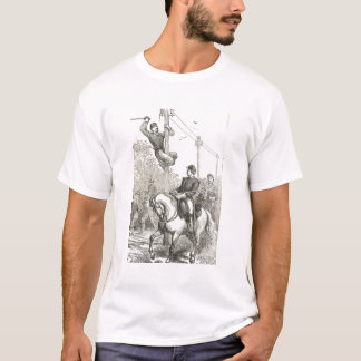 Cutting the Telegraph Wires T-Shirt
