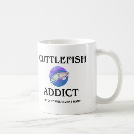 Cuttlefish Addict Coffee Mug
