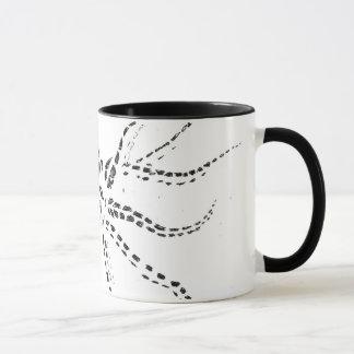 Cuttlefish Coffee Mug