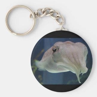 cuttlefish keychain