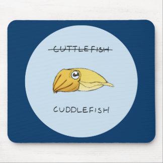 Cuttlefish Mousepad