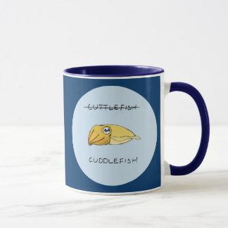 Cuttlefish Mug