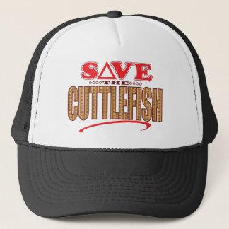 Cuttlefish Save Trucker Hat