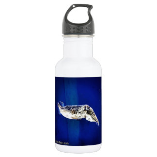 Cuttlefish Stainless Steel Water Bottle