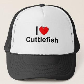 Cuttlefish Trucker Hat