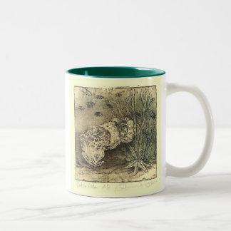 Cuttlefish Two-Tone Coffee Mug