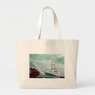 Cutty Sark Greenwich Fractals Bags