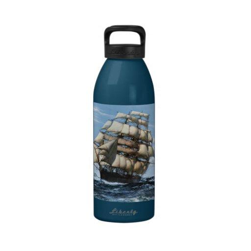 Cutty Sark vintage ships Drinking Bottle