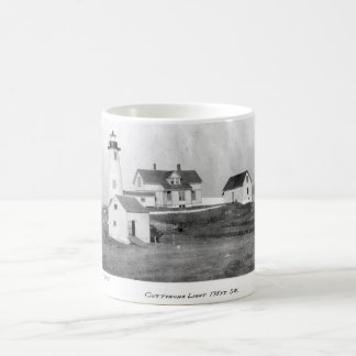 Cuttyhunk Lighthouse Coffee Mug
