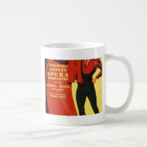 Cuyahoga County Opera presents Carmen Coffee Mug