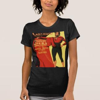Cuyahoga County Opera presents Carmen T-Shirt