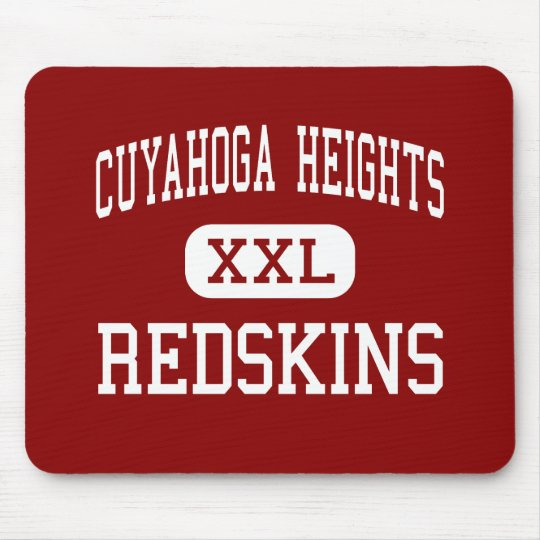 Cuyahoga Heights - Redskins - Cuyahoga Heights Mouse Pad