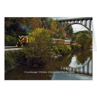 Cuyahoga Valley National Park Note Card