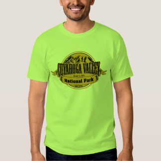 Cuyahoga Valley National Park, Ohio T-Shirt