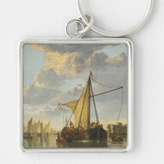 Cuyp's The Maas key chain