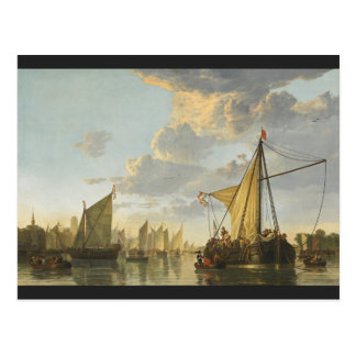 Cuyp's The Maas postcard