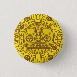 Cuzco Coat of Arms Button